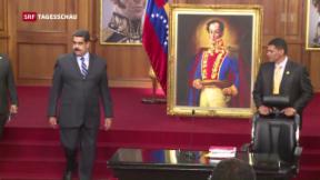Video «Venezuela im Krisensumpf» abspielen