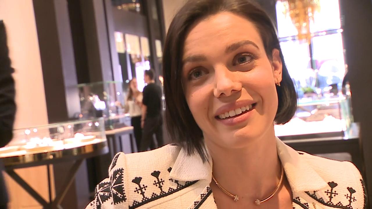 Alizée Gaillard – Model und Schauspielerin