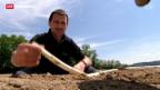 Video «Landwirtschaft startet dank Wetter Aufholjagd» abspielen
