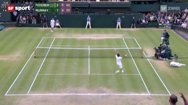 Historischer 7. Wimbledon-Titel für Roger Federer