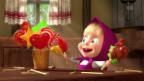 Video «Masha und der Bär - Es Schläckmuul» abspielen