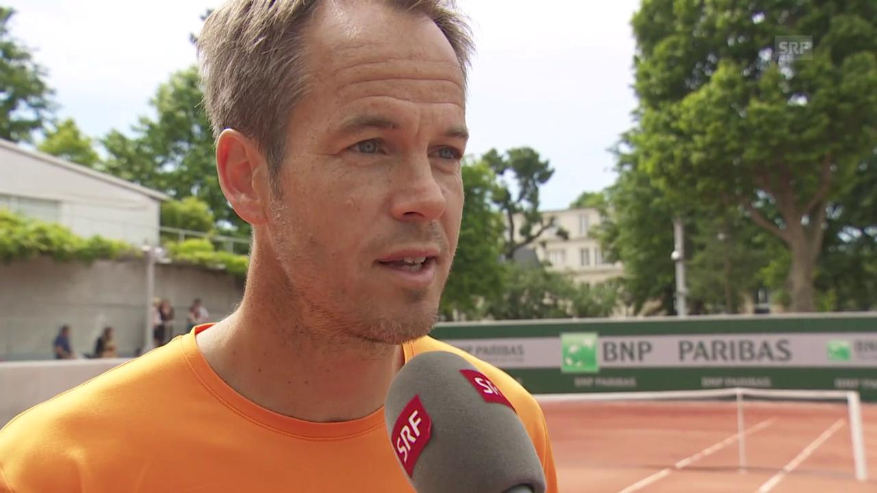 Wawrinka-Coach Norman: «Murray ist nicht so gut wie 2016»