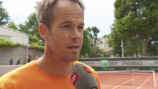 Video «Wawrinka-Coach Norman: «Murray ist nicht so gut wie 2016»» abspielen