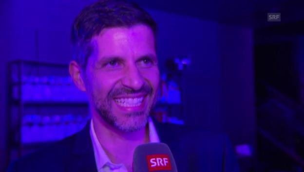 Video «Papa Aleardi: «Es ist ein Wunder»» abspielen