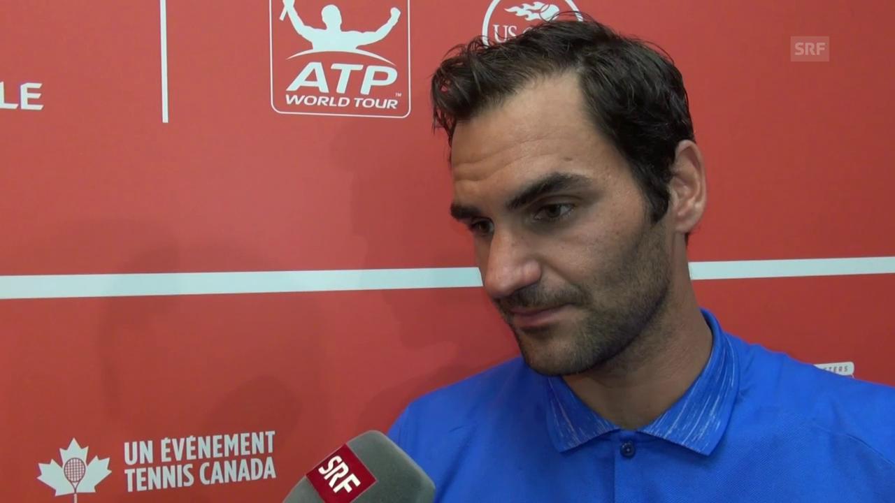 Federer: «Bin meiner Linie treu geblieben»