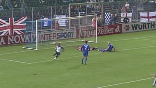 Video «Trotz Stiel-Patzer: St. Gallen wirft Chelsea raus» abspielen