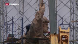 Video «Putin ehrt Wladimir» abspielen