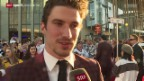 Video «Roman Josi, «Gastgeber» am All-Star-Weekend» abspielen