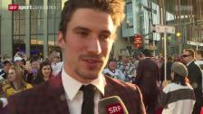 Video «Roman Josi, «Gastgeber» am All-Star-Weekend» abspielen