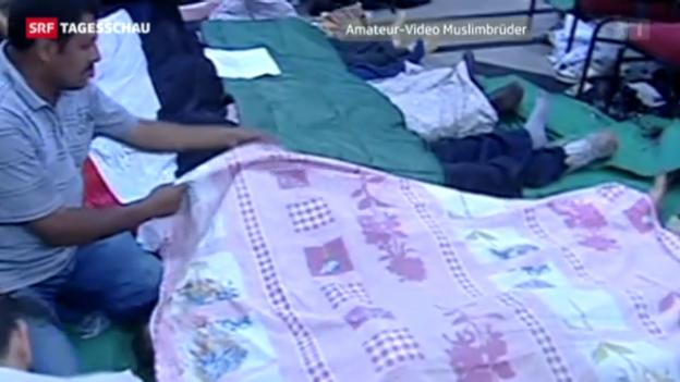Video «Zahlreiche Tote in Ägypten» abspielen