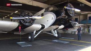 Video «Ju-Air fliegt mit Auflagen» abspielen