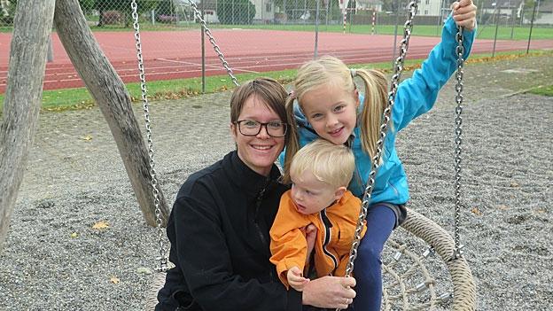 Familien in Holziken spannen zusammen