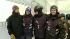Video «Iouri Podladtchikov: Boarder zwischen Konkurrenz und Freundschaft» abspielen