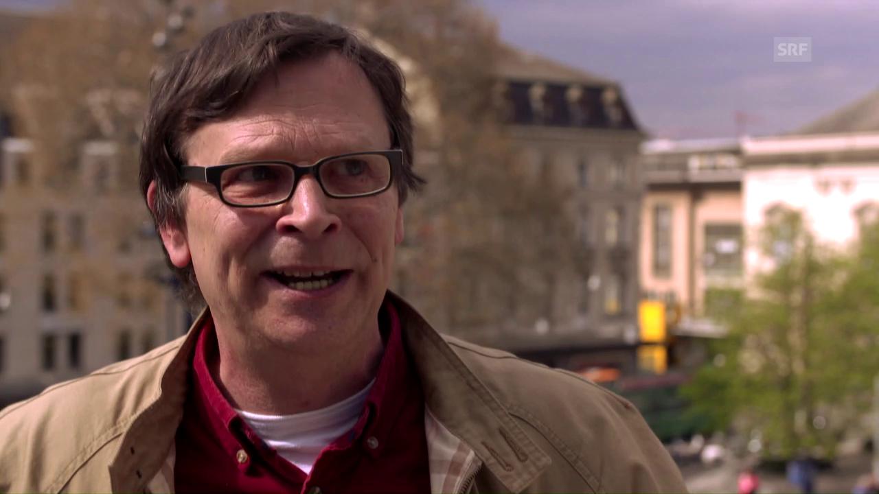 Peter Habicht über die Deutungsmacht der Schenkenden