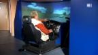 Video «Bordcomputer warnt vor Sekundenschlaf» abspielen