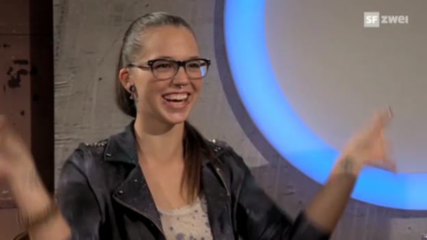 Video «Virus - (21) Gast: Stefanie Heinzmann, Erfolgsmusikerin aus dem Wallis» abspielen