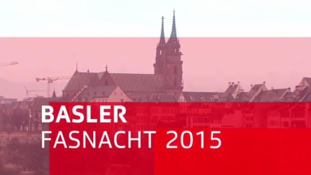 Video «Basler Fasnacht 2015: Cortège» abspielen