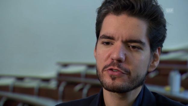 Video «Adriano Mannino über die Schweizer Bewegung» abspielen