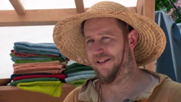 Video «(4) Was Bauern selber bunt bekamen» abspielen