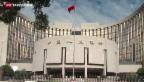 Video «China sorgt für negative Börsenstimmung» abspielen