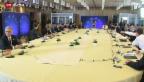 Video «FOKUS: Mit leeren Taschen nach Brüssel» abspielen