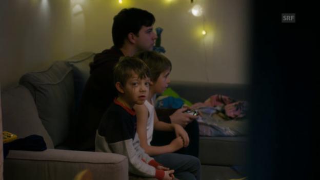 Video «Kurzfilm: «Destiny»» abspielen