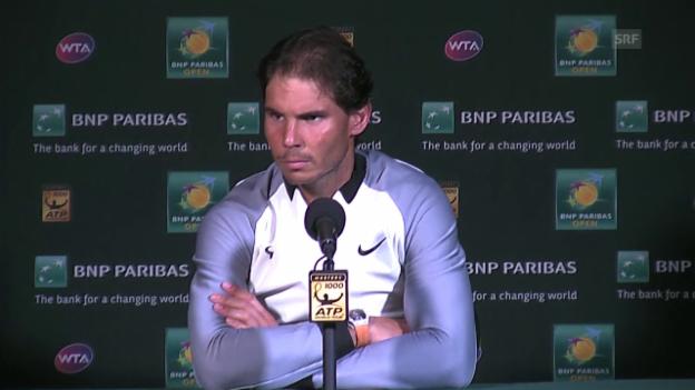 Video «Nadal kündigt rechtliche Schritte an» abspielen