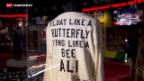 Video «Ausstellung über Muhammad Ali in London eröffnet» abspielen