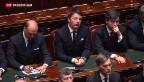 Video «Renzi greift zur Brechstange» abspielen