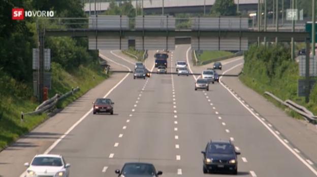 Video «Wohnen auf der Autobahn» abspielen