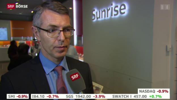Video «SRF Börse vom 14.01.2015» abspielen