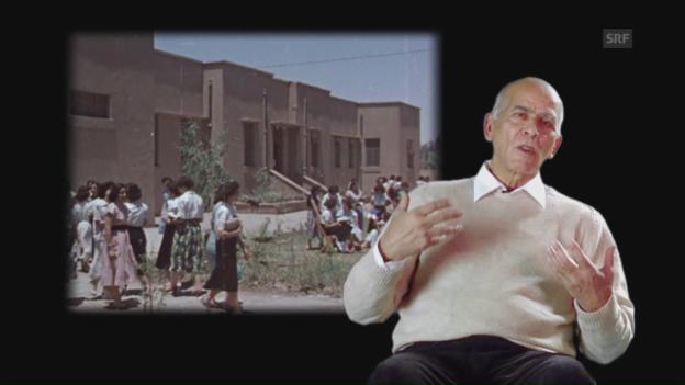Video «Der Trailer zu «Iraqi Odyssey»» abspielen
