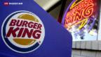 Video «Boykott-Aufrufe gegen Burger King» abspielen