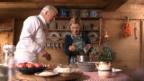 Video «Robert und Myriam bereiten den Apfelstrudel zu» abspielen