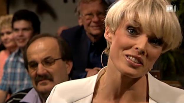Video «Stéphanie Berger» abspielen