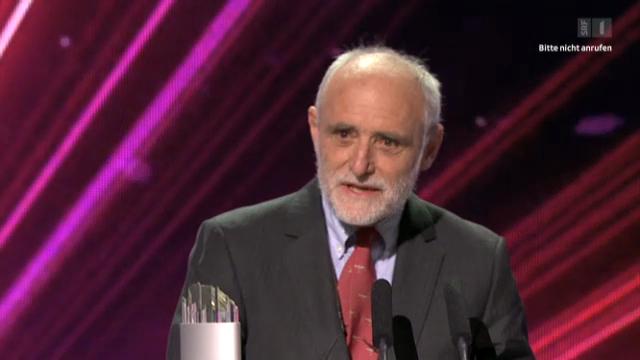 Jakob Kellenberger - Gewinner in der Kategorie Politik