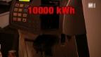 Video «Stromverbrauch: Nächtlicher Leerlauf in Schulen und Büros» abspielen