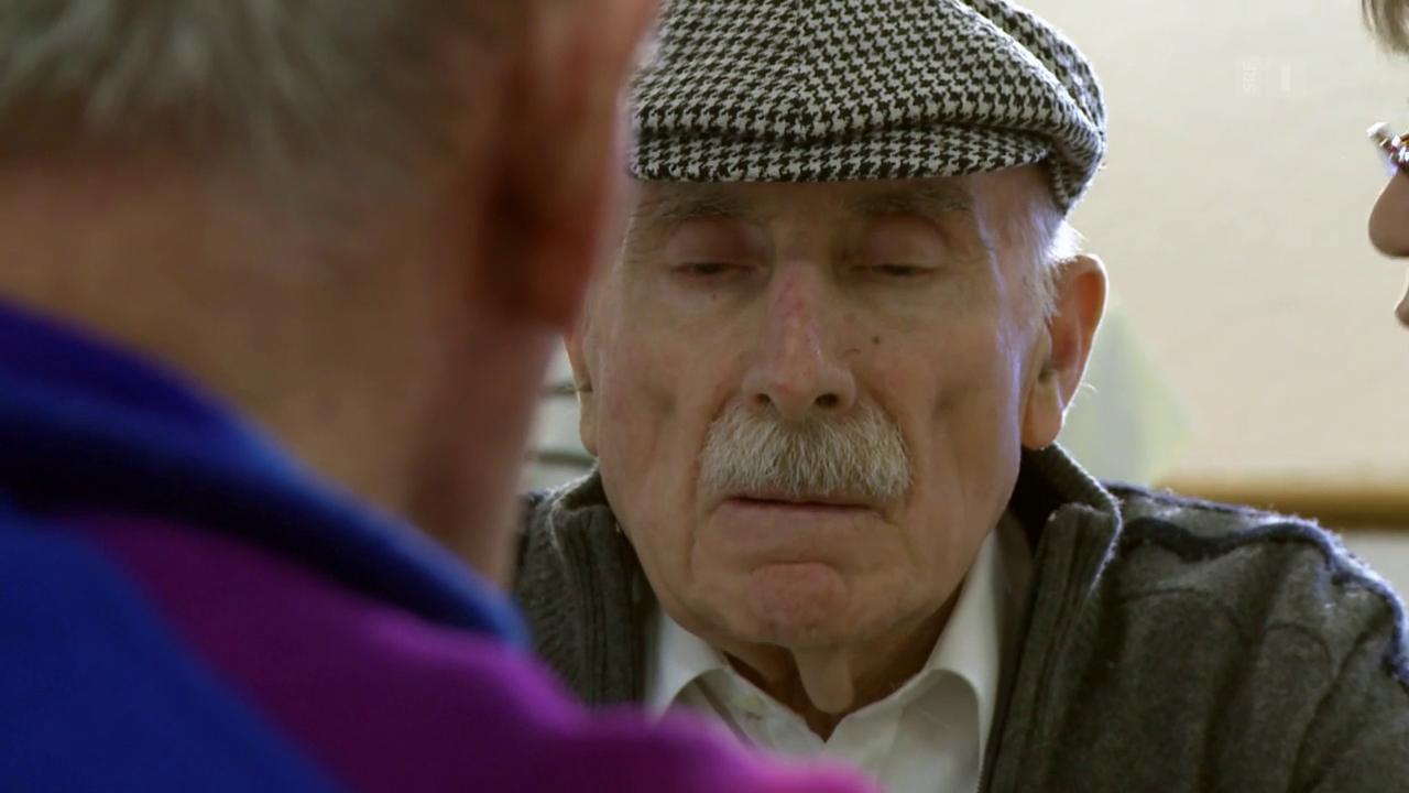 Im Land des Vergessens – Vom Leben mit Alzheimer