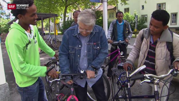 Video «Schweiz aktuell vom 24.06.2015» abspielen