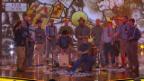 Video «Männerchor «Steili Kressä» besingt sein Talent» abspielen