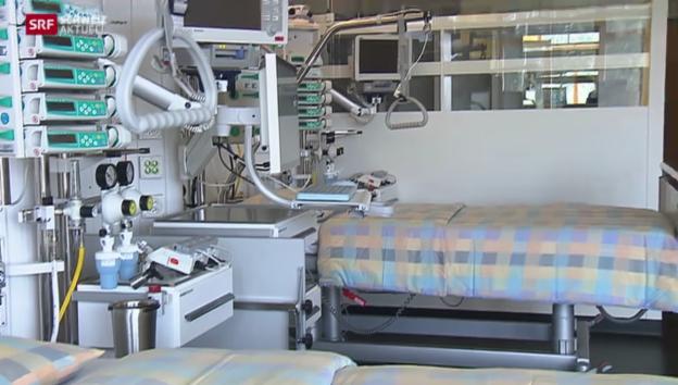 Video «Kampf um Herzmedizin» abspielen