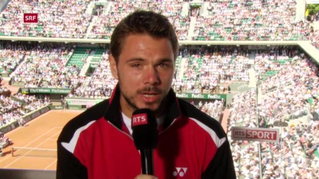 Video «Vorschau Wawrinka - Nadal («sportaktuell»)» abspielen