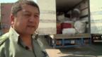 Video «Bishkek: Zollgeschichten am Grenzübergang Akyol» abspielen
