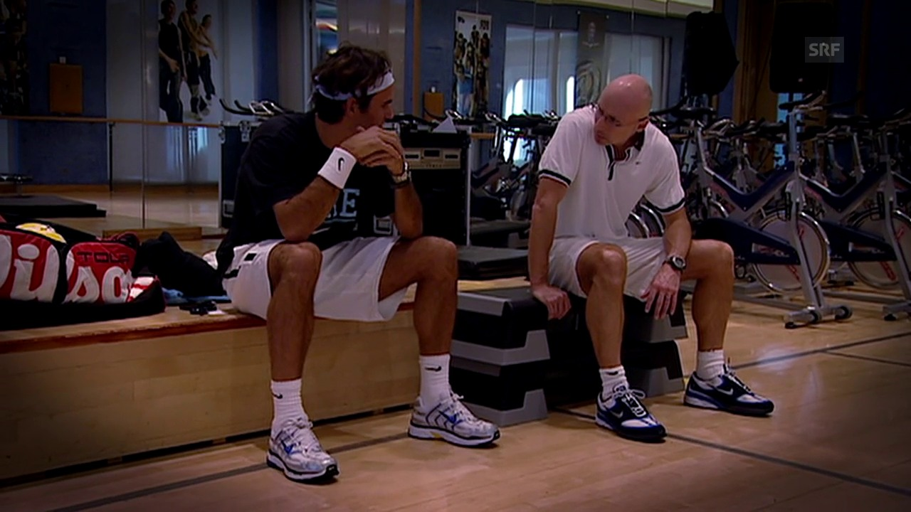 Der Mann, der Federers Fundament legt: Pierre Paganini