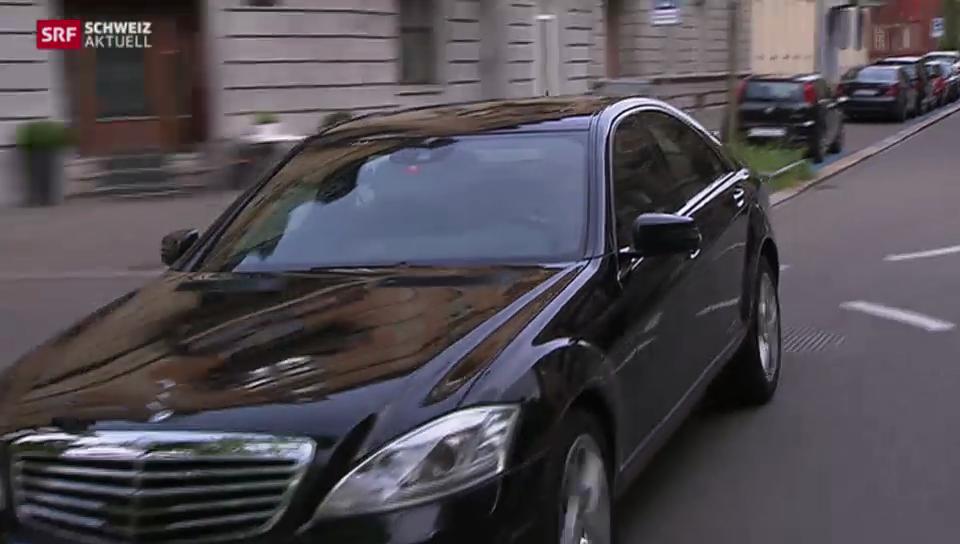 Limousine via Internet