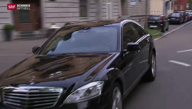 Video «Limousine via Internet» abspielen