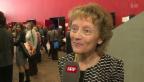 Video «Eveline Widmer-Schlumpf hat das Handgelenk gebrochen» abspielen