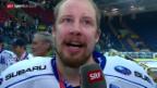Video «Eishockey: Reaktionen zum Meistertitel der ZSC Lions» abspielen