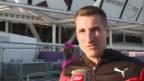 Video «Laurent Meuwly: «Hat viel mit Taktik und Technik zu tun»» abspielen