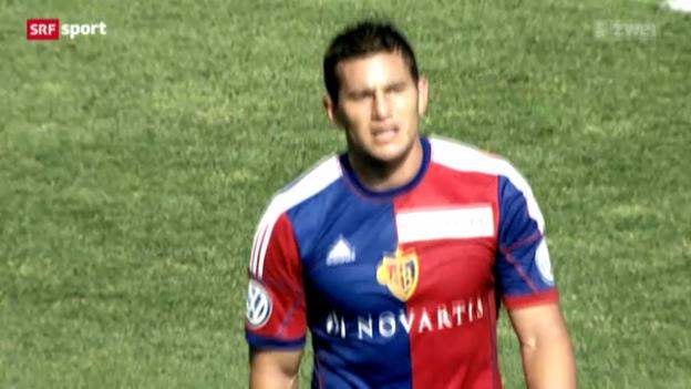 Video «Fussball: Raul Bobadilla wechselt nach Augsburg» abspielen